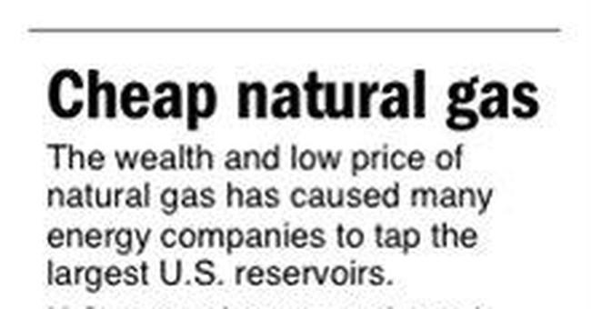 Oil companies increasingly eye natural gas