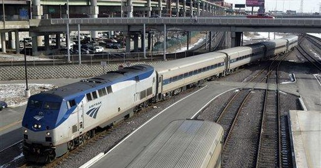 Rapid Rail is Really Just Political Pork