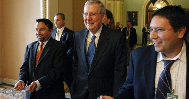 Top Senate Republican joins push to stop earmarks