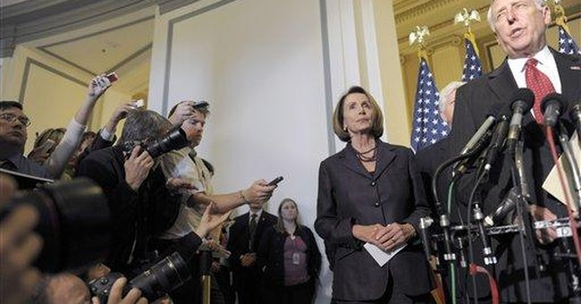 House Democrats keep Nancy Pelosi as their leader