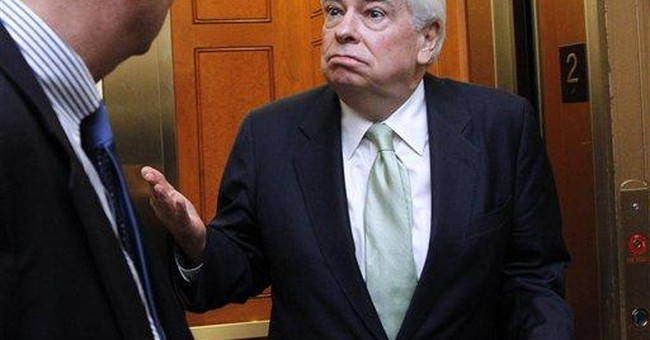 Retiring Chris Dodd delivers final Senate speech