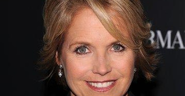 CBS anchor Katie Couric booked for 'Glee' episode