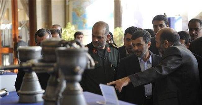 Eye to Eye on Iran