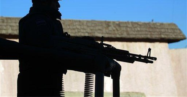 Mexican border city hits 3,000 dead in drug war
