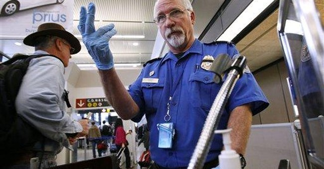 The Obama Administration's TSA Giveaway