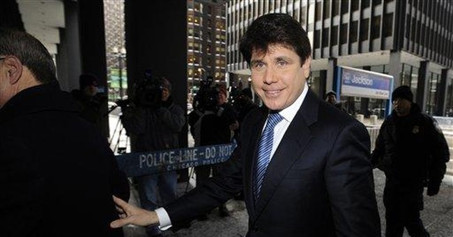 The Resurrection of Rod Blagojevich