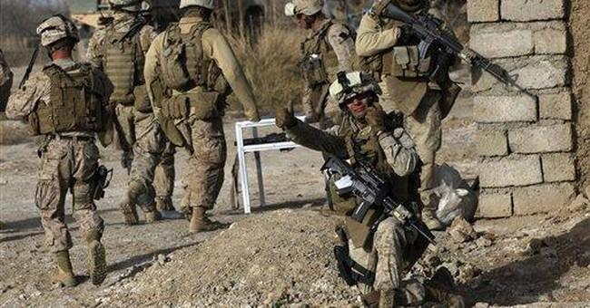 McChrystal's Afghan Offensive