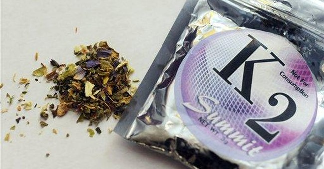 Pa. boy, 13, ill after smoking synthetic pot, dies