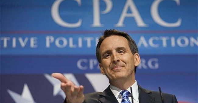 Strong Ideas and Plain Words from Pawlenty