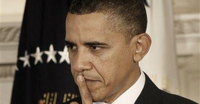 Obama - Too Little, Too late, Too Cynical
