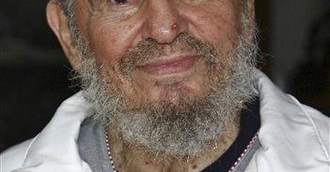 Why Fidel Castro Bashes Arizona's SB 1070