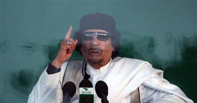Regime Change: Libya