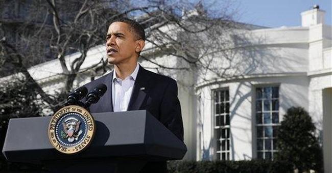 Obama vs. the 10th Amendment