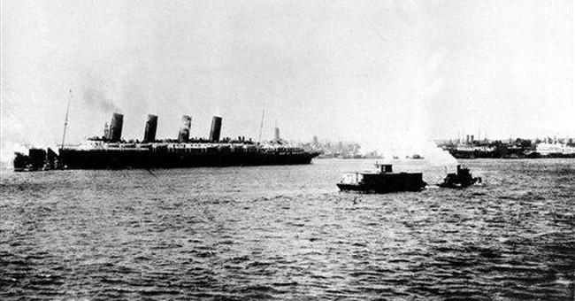 Titanic Futility