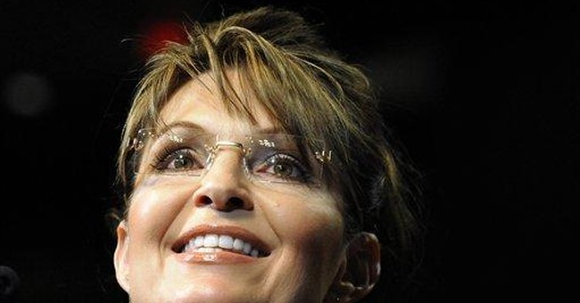 Do Conservatives Begrudge Palin for Her Success?