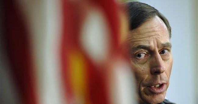 The Prisoner of Gen. Petraeus