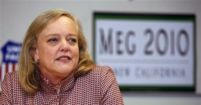 Meg Whitman Can Run a Company, but Can She Govern?