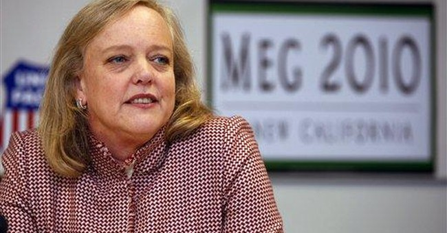 Meg Whitman Can Run a Company, but Can She Govern?