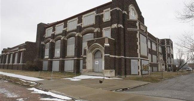 No New Public School Bailout