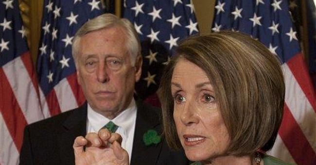 "Congress Hemorrhages Billions on ""Jobs"" Bill"