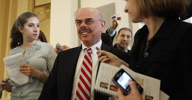 Henry Waxman: The Witch Hunter of Capitol Hill