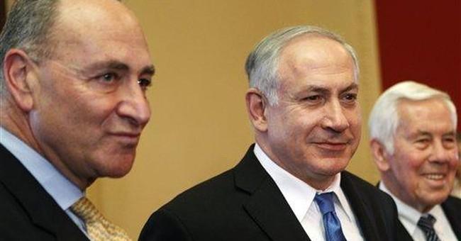 Bum's Rush for Bibi