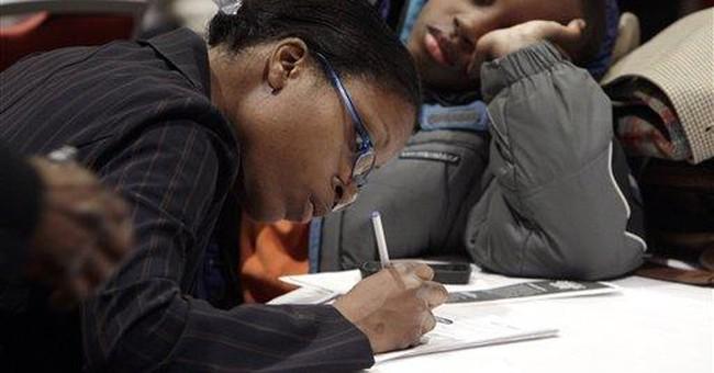 For Blacks, Jobless Rate Brings Desperation