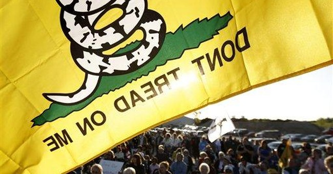 'Don't Tread On Me' Flags May Be Racist, Incur Fines
