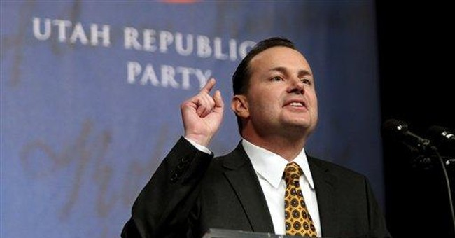Mike Lee Prepares to Buck Leadership, Fight to Defund Obamacare