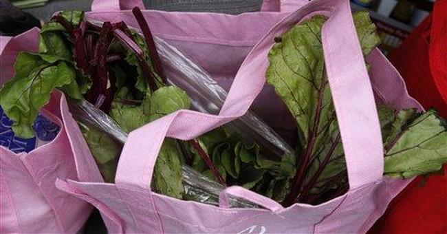 Nanny State Shenanigans, Not Logic, Dominate Reusable Bags Debate
