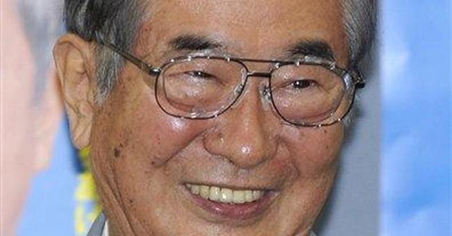 Tokyo governor re-elected despite tsunami gaffe