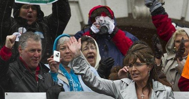 Palin: Wis. gov doing the right thing with unions