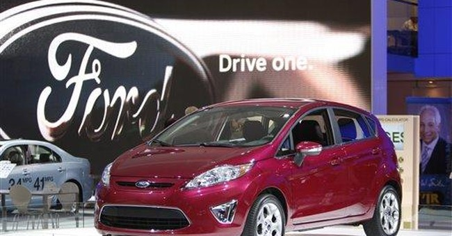 Ford posts best 1Q profit in 13 years