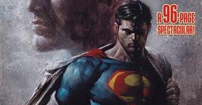 Superman: I'm renouncing my US citizenship