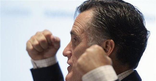Romney sticks with his 2008 health care plan