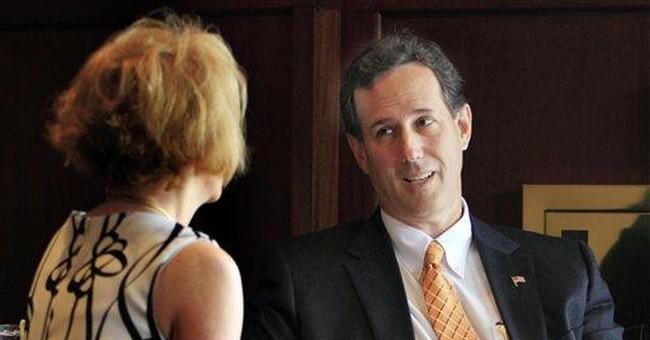Santorum: McCain doesn't understand interrogation