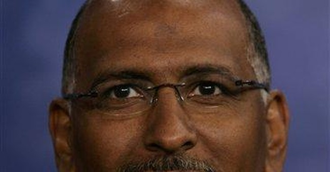 GOP chief Michael Steele fights for second term