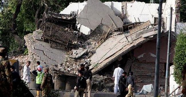 Amid bombings, Pakistan turns to conspiracies