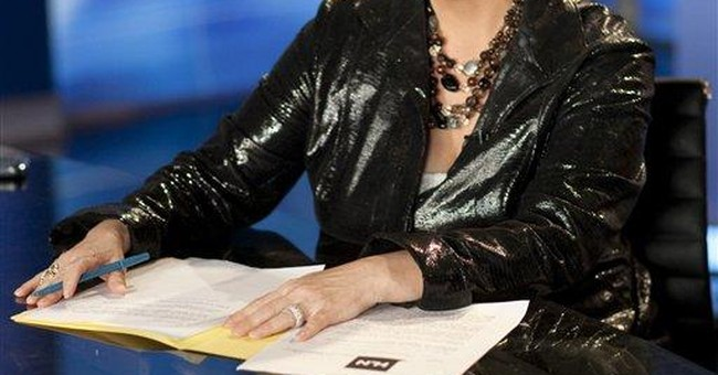 HLN's Nancy Grace doing 50 shows on missing people