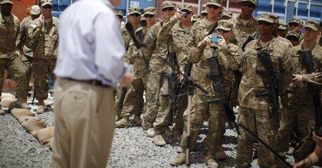 Gates continues Afghan farewell tour