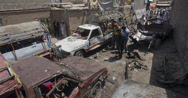 Pakistan minister confirms al-Qaida commander dead
