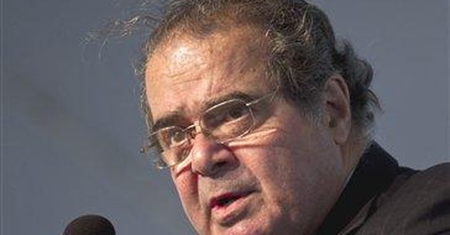 Scalia rips lawmakers as being as sleepy and lazy