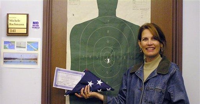 US Rep. Bachmann not actively seeking re-election