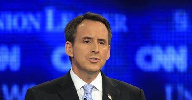 Pawlenty: Romney a 'co-conspirator' in Obamacare