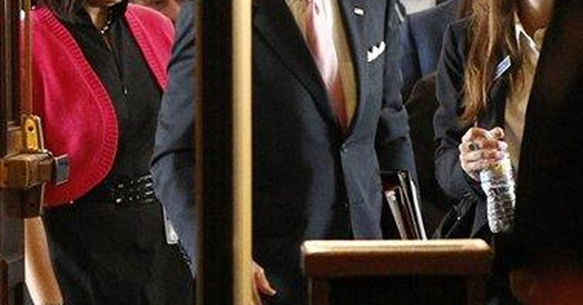 Biden-led budget talks face daunting odds