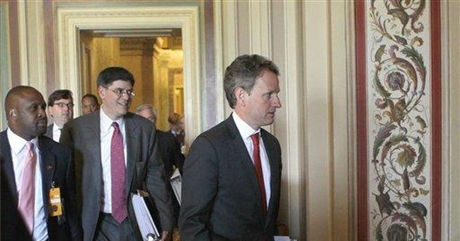 Negotiators tempted by gimmickry in budget talks