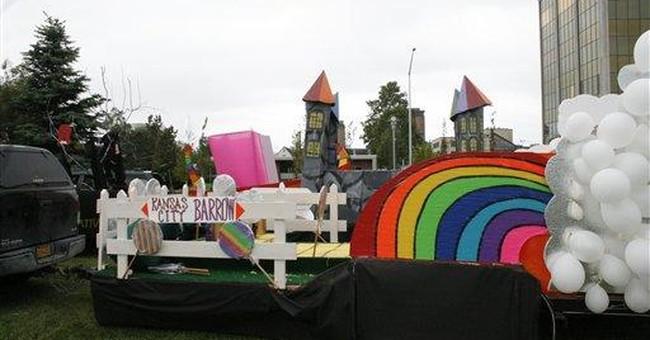 Alaska pride parade canceled after fatal crash