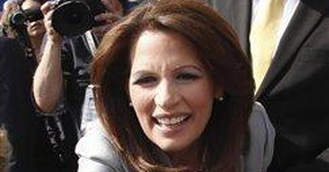 FACT CHECK: Bachmann bomblets raising eyebrows