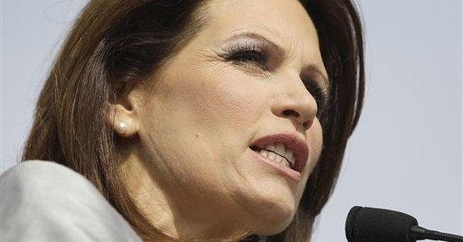 Bachmann concedes she misspoke on Wayne's hometown
