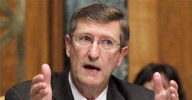 ND US Sen. Kent Conrad won't run for re-election